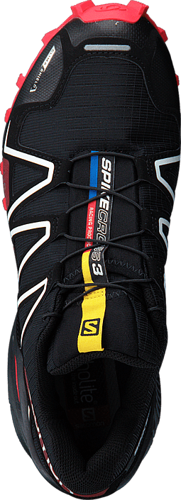 Salomon - Spikecross 3 CS Black/Radiant.R/Wh