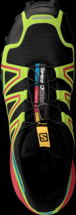 Salomon - Speedcross 3 Black/Granny Green/Rd