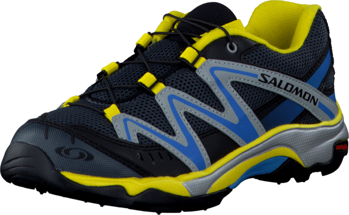 Salomon - Xt Wings K Grey Denim/Canary Yellow/Alu