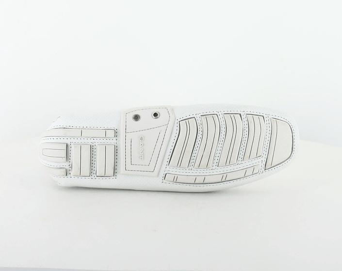Gant - Jolie White/Navy Perfo Lea
