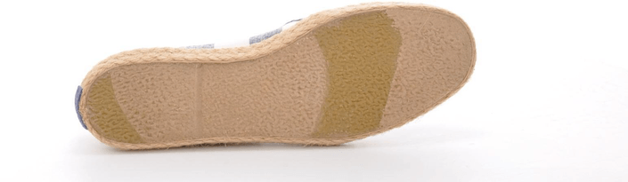 Keds - Champion Jute Slip On Nvy/Cr Ln