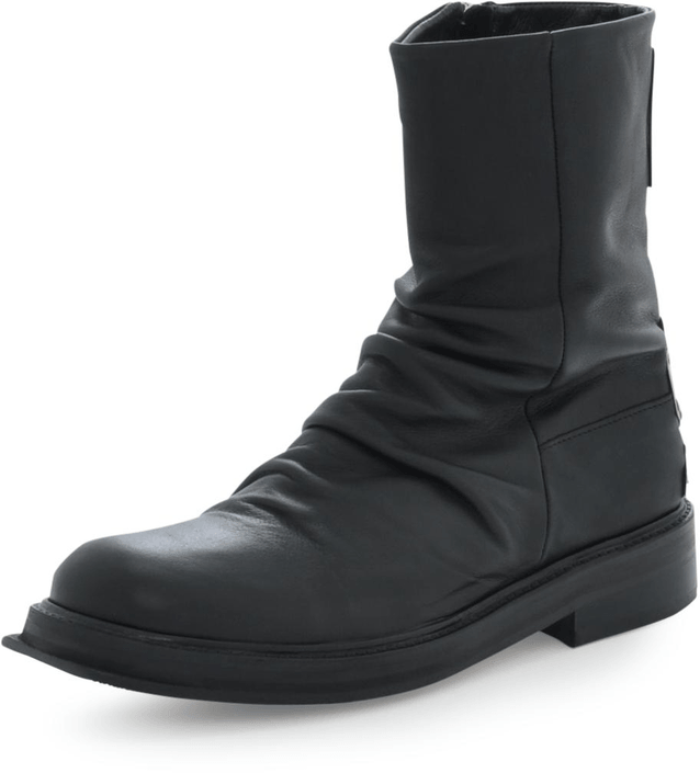 V Ave Shoe Repair - Metal Boot Black