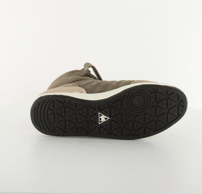 Le Coq Sportif - Diamond Mid Taupe grey