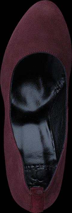 Black Lily - Cinderella Pump Bourgogne