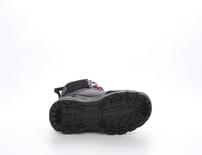 Bagheera - Polar Black/Pink