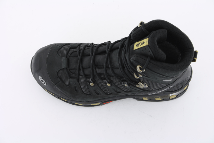 Salomon - Quest 4D GTX Black Black/Gold Equipe-X