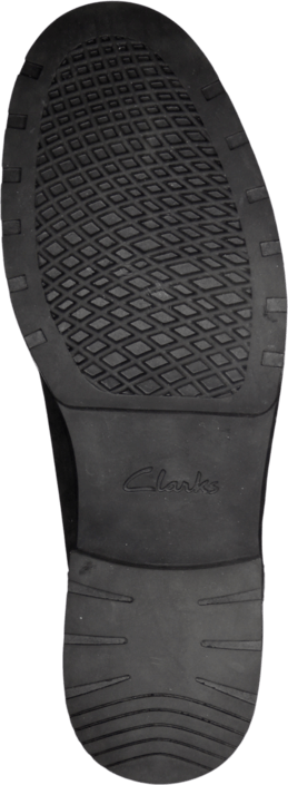 Clarks - Orinoco Club Black Leather