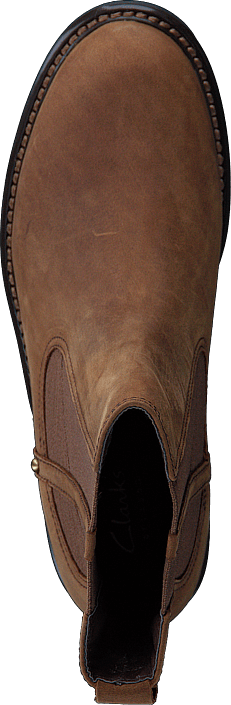 Clarks - Orinoco Club Brown Snuff
