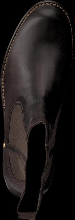 Clarks Orinoco Club Burgundy Leather