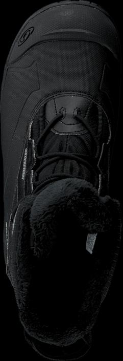 Salomon - Toundra Mid Wp Black/Black/Black