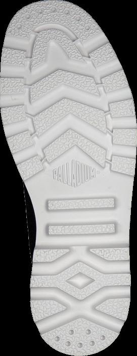 Palladium Blanc Hi W Black/White