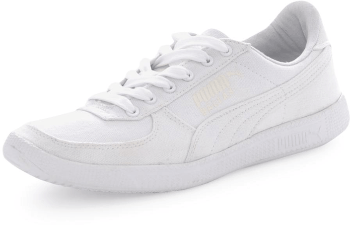 Puma - Dallas Canvas White