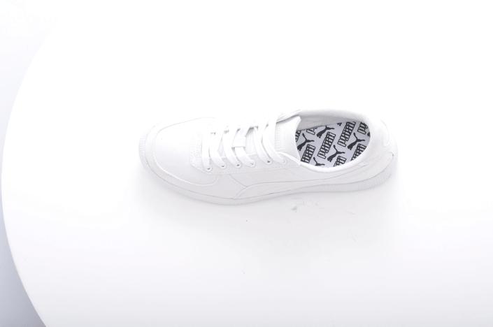 Puma - Dallas Canvas White