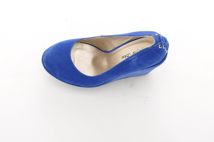 Sugarfree Shoes - Zoe Blue