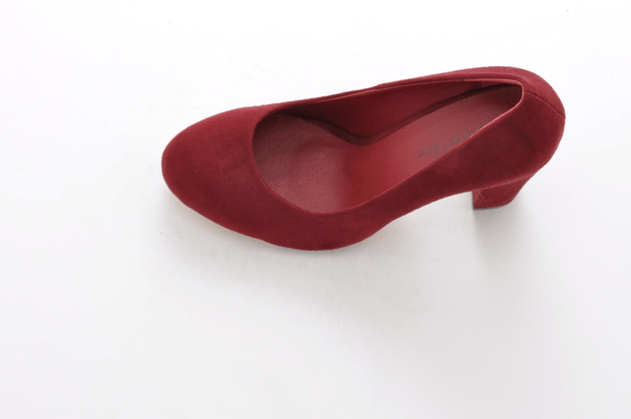Sugarfree Shoes - Vilin Red