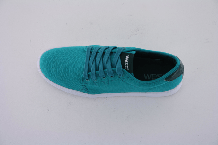 WeSC - Edmond Low Top Barney Green