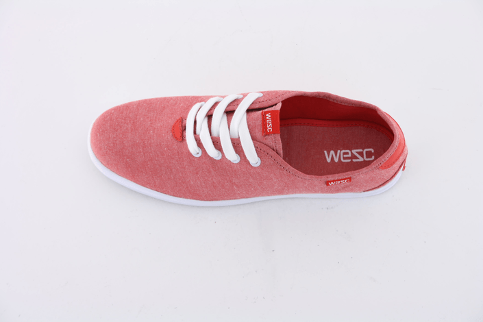 WeSC - Ada Low Top Biking Red