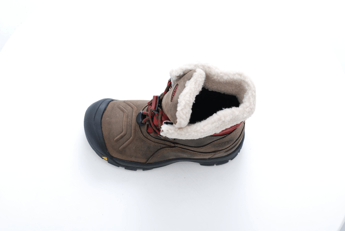 Keen - Basin WP Slate Black / Madder Brown