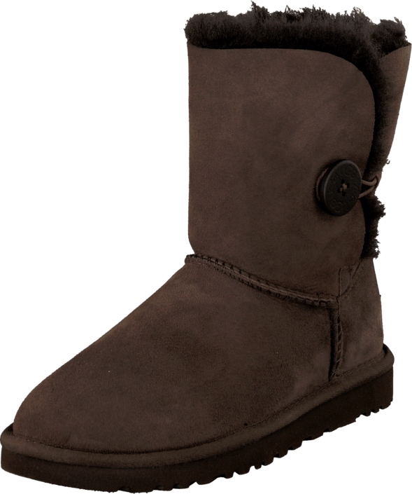 UGG - Bailey Button Chocolate