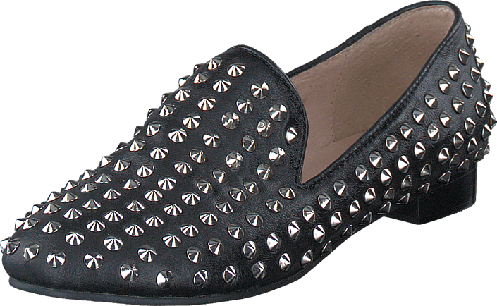 fashion-by-c-rivet-boot-black-kengaet-matalapohjaiset-kengaet-loaferit-musta-naiset-36