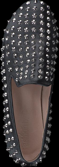 Fashion By C - Rivet boot Black
