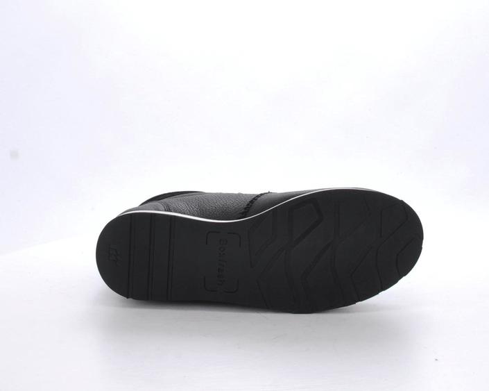 Boxfresh - BO KHYKE FUR BLACK F12 Black