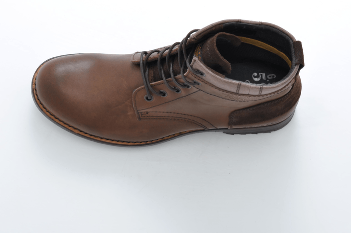 G-Star Raw - PATTON III Officer Plain Toe Dark Brown