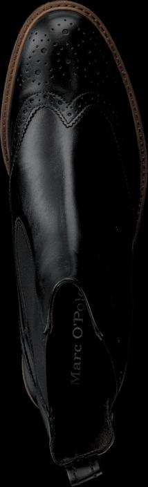 Marc O'Polo - Flat Heel Chelsea 990 Black