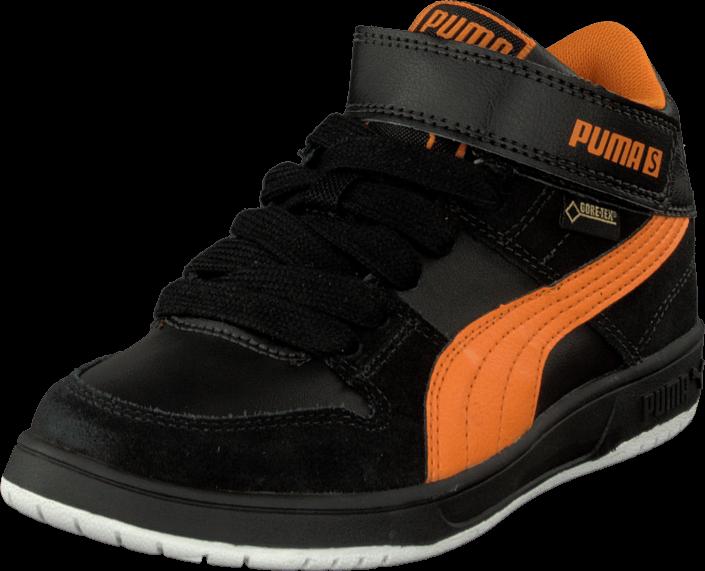 Puma - Grifter Mid Jr Gtx Black/ Orange