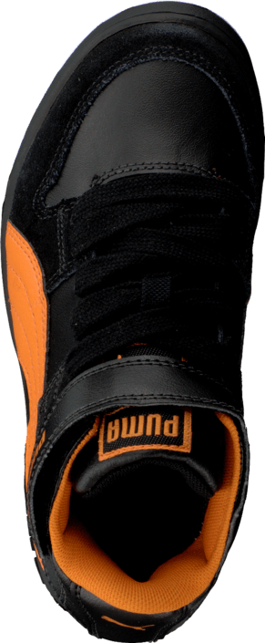 Puma - Grifter Mid Jr Gtx Black/ Orange