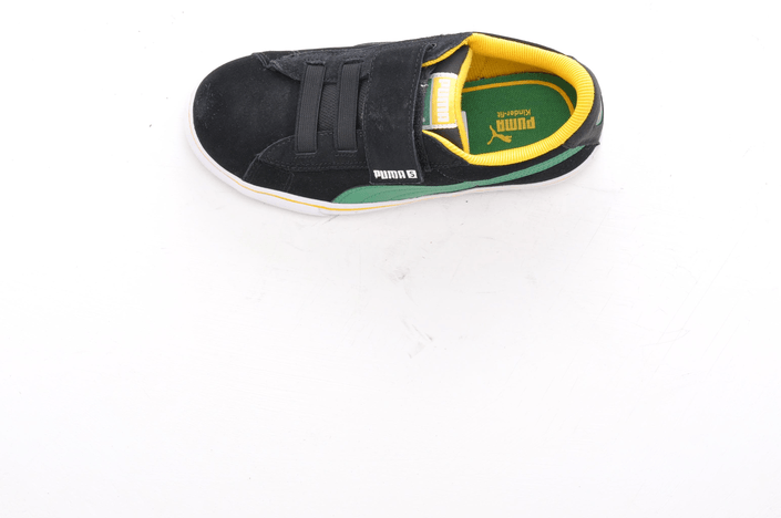 Puma - Puma S Vulc V Kids Blk/Green