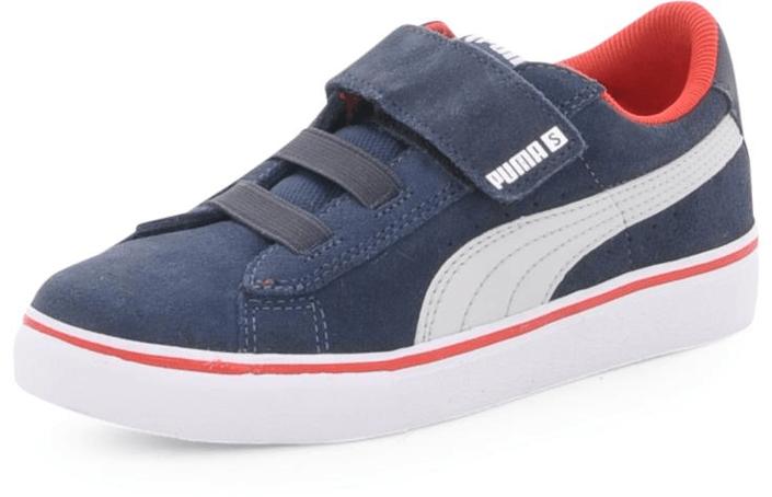 Puma - Puma S Vulc V Kids N.Navy/Gra