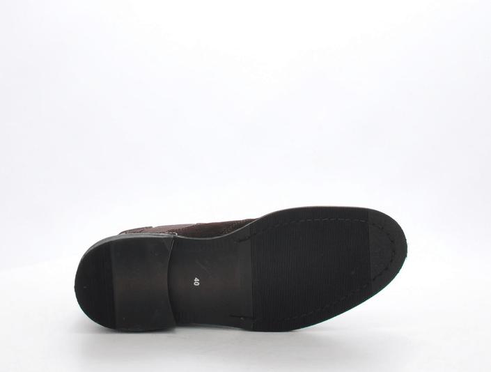 Mexx - Abel 3A Suede Shoe Dark Brown