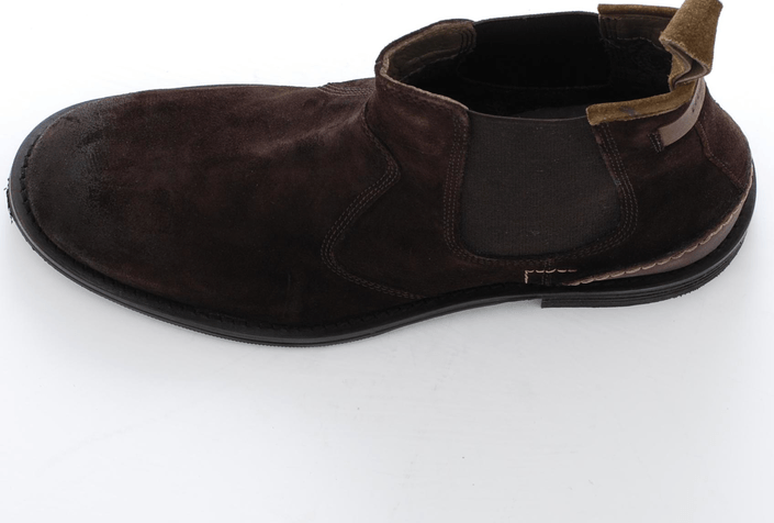 Mexx - Abel 3A Suede Shoe Dark Brown
