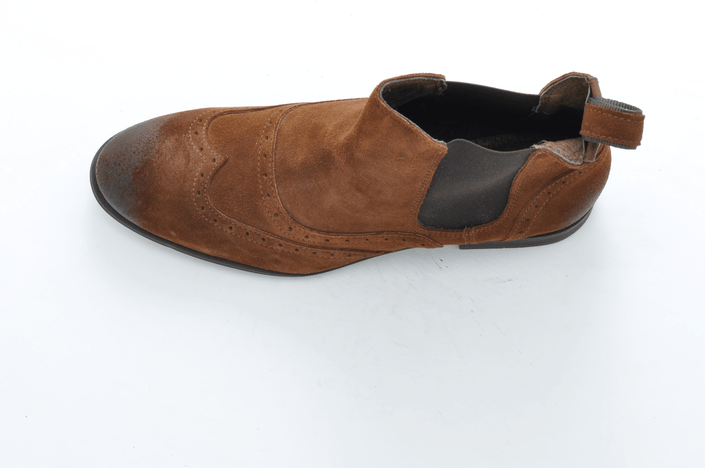 Mexx - Faith 3 BRSH Oil Suede Shoe Cinnamon