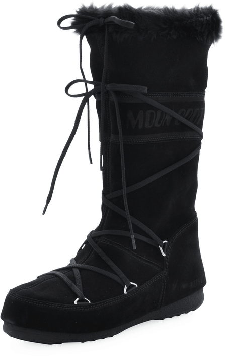 Moon Boot - Butter Black