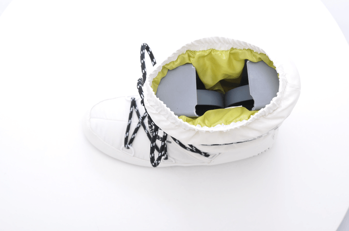 Moon Boot - Duvet White