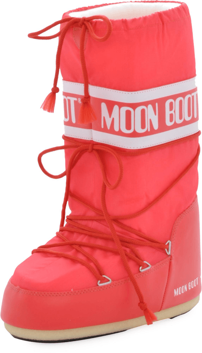Moon Boot - Moon Boot Nylon Coral