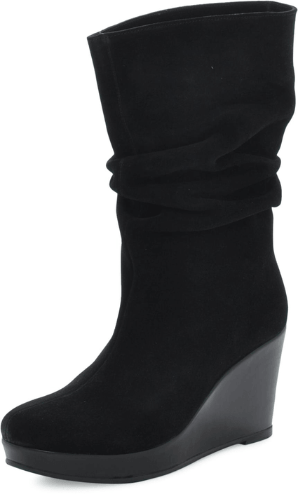 Norrback - Peggy Wedge-heel Black