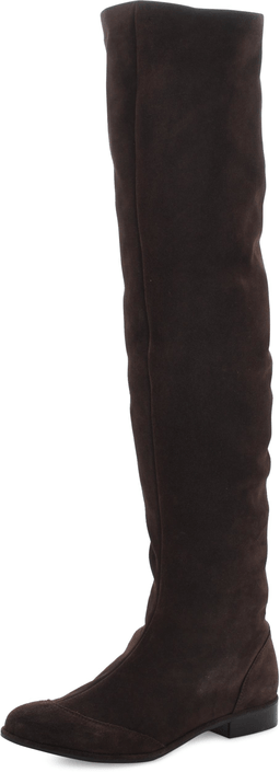 Norrback - Petronella High Boot Brown