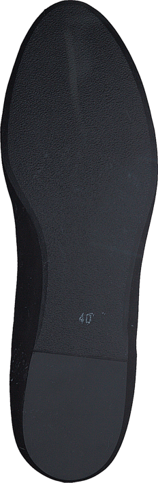 Shoe Biz - Shoe w Tassels Black