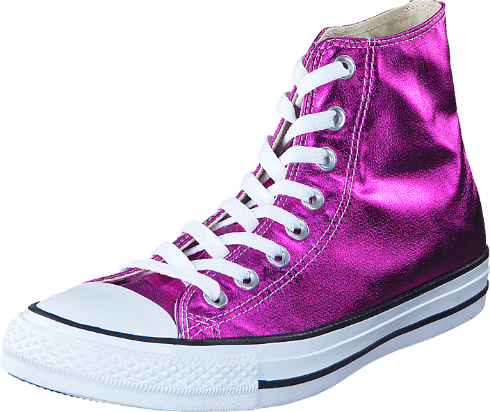 Converse Chuck Taylor All Star Hi Magenta Glow/ Black/ White