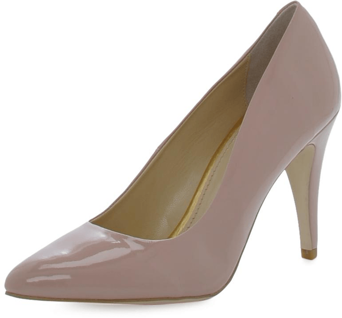 Supertrash - Pump Low Heel Antique