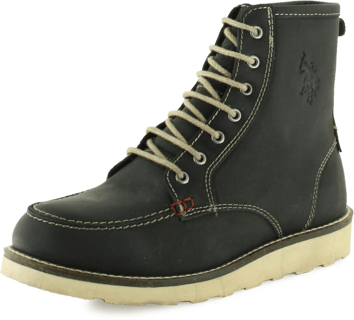 U.S. Polo Assn - Alger Wing Black