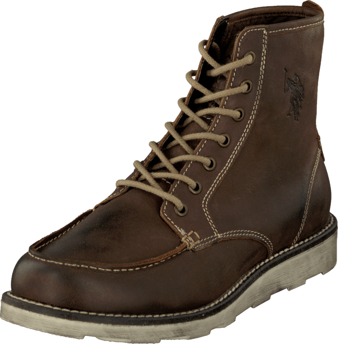 U.S. Polo Assn - Alger Wing Brown