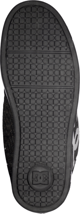 DC Shoes - Net Se Shoe Black/White/Black