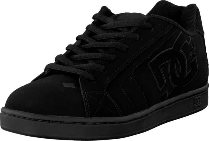 DC Shoes - Net Shoe Black/Black