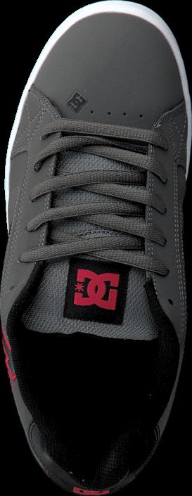 DC Shoes - Net Shoe Grey/Red