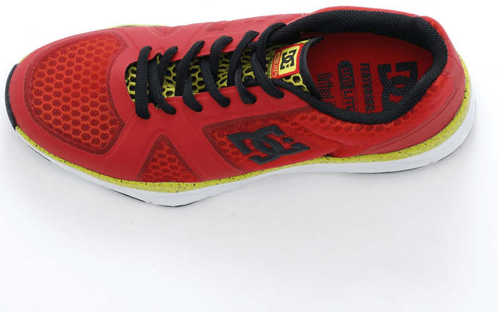DC Shoes - UniliteTrainer Shoe Athl. RW Red