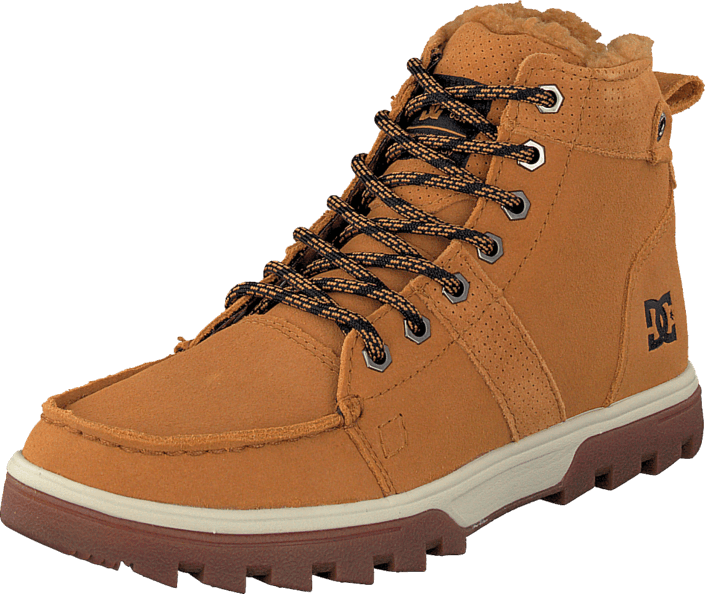 DC Shoes - Woodland Shoe Wheat/White